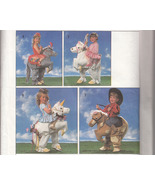 Children's Decorated Horse & Unicorn Costumes Pattern Simplicity 9395 - $24.99