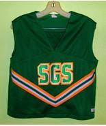 Sweet 70's Vintage Cheerleader Uniform Polyester - $20.00