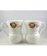 Premier Fine China coffee cups mugs Designs of ... - $22.00