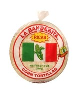 La Banderita Corn Tortillas - $10.84
