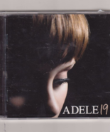 Adele 19 CD 12 Tracks Almost Brand New Played Once - $7.99