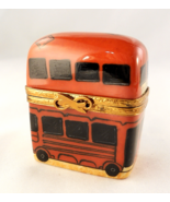 Limoges Box - Eximious Double Decker Bus - Lond... - $90.00