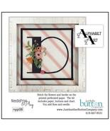D Alphabet Art Needleprint & Play Perforated Pa... - $12.00