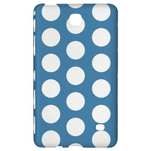 Large Polka Dots on Blue Tablet Case for Samsun... - $24.99 - $32.99