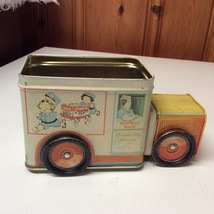 VINTAGE 1994 CAMPBELL'S SOUP KIDS TRUCK TIN BOX... - $9.99
