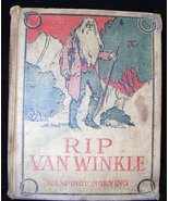 Rip Van Winkle Legend of Sleepy Hollow Altemus - $9.50