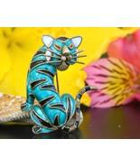 Vintage_tiger_cat_brooch_pin_enamel_alioto_adriana_italy_800_silver_thumbtall