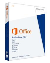 Microsoft Office 2013 Professional Plus 32/64 B... - $57.40