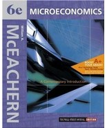 Microeconomics by McEachern - $26.39