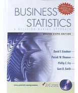 Business Statistics by Groebner - $27.14