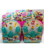 Shopkins 5 packs Season 3 find the choc frosted - $9.95