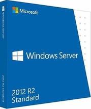 Windows Server 2012 Standard Version R2 Full Re... - $67.50