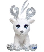 Build a Bear Glisten Reindeer 2015 Plush Tree O... - $59.99