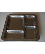 Inox Military food tray - $35.00