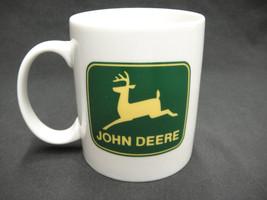 John Deere Coffee Mug 11 oz by Gibson New - $16.44