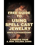 USING SPELL CAST JEWELRY-FREE Hints & Suggestio... - $0.00