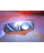 Haunted ring MOON'S MIRROR WEALTH HEALTH MAGICK... - $55.77