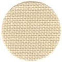 FABRIC CUT 32ct light mocha linen 10x14 Smell R... - $8.00