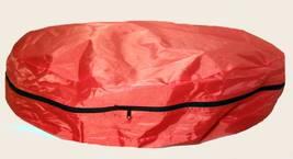 Wreath Storage Bag With Handle  Heavy-Duty 36