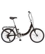 Folding Commuting Bike 20 Inch Upright Exercise... - $289.07