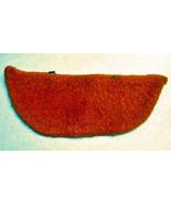 Vintage Barbie Size 1960's Orange Faux Fur Wrap... - $8.59
