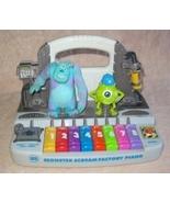 Disney Pixar Monsters Inc Electronic Scream Fac... - $40.00