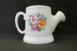 Hallmark Watering Can Flower Pot - $9.89