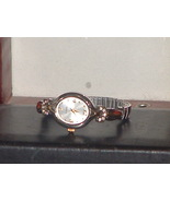 Pre-Owned Women's Gold & Silver Rhinestone Stre... - $6.50