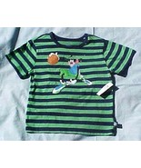 NWT Disney Store Goofy Shirt Basket Ball Size B... - $14.99