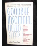 Goodbye Insomnia, Hello Sleep Effective Cures - $3.99