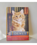 Dewey: The Small-Town Library Cat Who Touched t... - $8.00