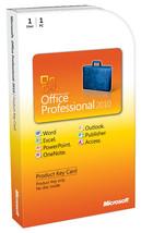 Microsoft Office 2010 Professional Plus 32/64 B... - $42.98