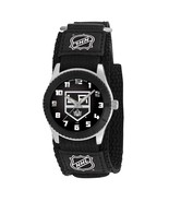 LOS ANGELES KINGS NHL youth / ladies black adju... - $24.95
