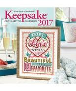 2017 Cross Stitch & Needlework Keepsake Annual ... - $22.50