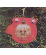 CLEARANCE Mr. Gingerbread Ornament kit christma... - $4.00