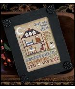 CLEARANCE One More Stitch chart w/floss cross s... - $18.40