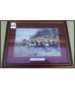 Gone Away Framed Print by George Wright - $29.00
