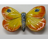 Buy Ceramic Butterfly Garden Hanging Decor Handpainted Italy