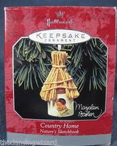 Hallmark Keepsake Country Home Natures Sketchbo... - $11.35