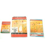 Mary Engelbreit Lot of 3 Items Magnetic List Pa... - $12.99