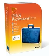 Microsoft Office 2010 Professional Plus - 1 PC ... - $39.99