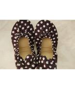 Nine West Shoes Kids Luvmyflats Black White Chi... - $8.50
