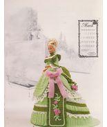 Annie Potter March 1993  Barbie Victorian Gown ... - $5.99