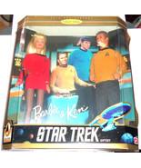 Star Trek Barbie and Ken Giftset 1996 15006 - $99.95