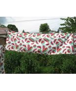 Vintage Lot Watermelon Cafe Curtains Panels Val... - $20.00