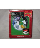 2001 Pokemon Snow Fun Christmas Ornament w/ Orig. Box by Carleton Cards AGC
