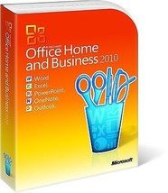 Microsoft Office Home & Business 2010 Edition f... - $303.88
