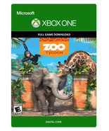 Zoo Tycoon xbox ONE game Full download card cod... - $14.99