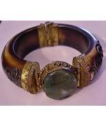 Rare Art Deco/Nouveau Metal and Plastic Bakelit... - $395.95
