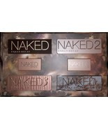 Urban Decay Naked Vault Volume II 2 2015 Limite... - $449.99